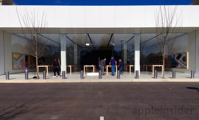 apple store memphis 1 Un incroyable Apple Store de nouvelle génération ouvre à Memphis