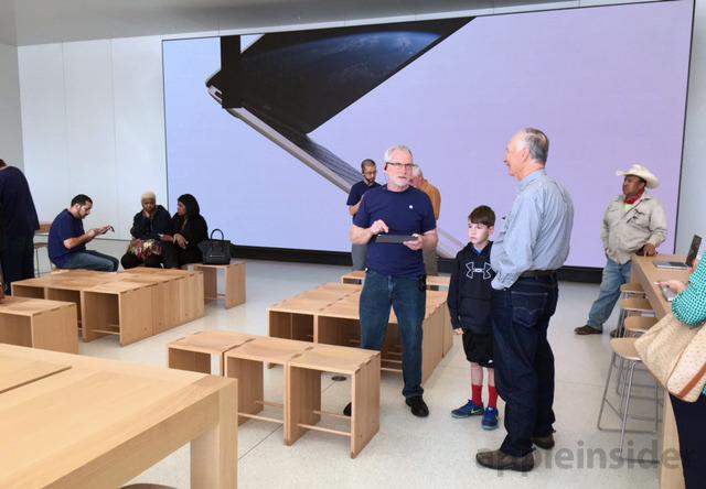 apple store memphis 2 Un incroyable Apple Store de nouvelle génération ouvre à Memphis