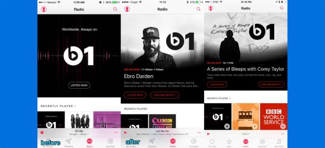 beats 1 e1457615026610 Apple Music : longlet Beats 1 sactualise désormais en temps réel
