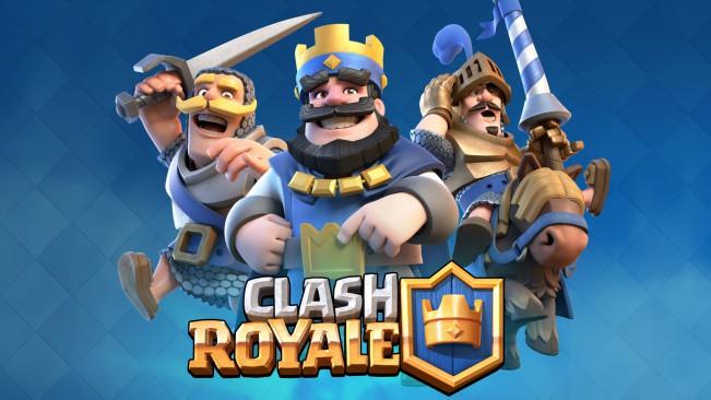 clash royale e1456918954355 Vidéo : Clash Royale est disponible sur lApp Store !