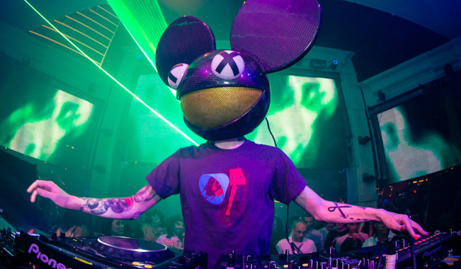 deadmau5 e1458048886148 Beats 1 : le DJ Deadmau5 va présenter son show mau5trap