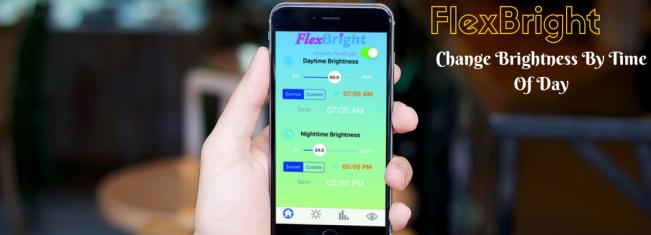 flexbright e1457429919760 FlexBright : un Night Shift pour iOS 9.2 !