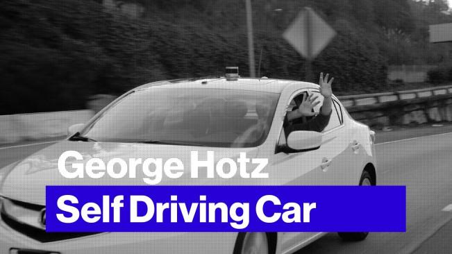 geohot car e1457543132647 GeoHot lève 20 millions $ pour son kit de voiture connectée