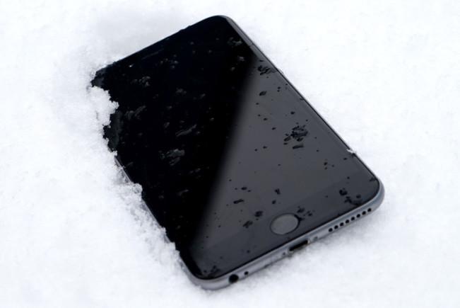 iPhone 6s neige e1457424848389 iPhone 6s : ventes décevantes en février selon 2 fournisseurs