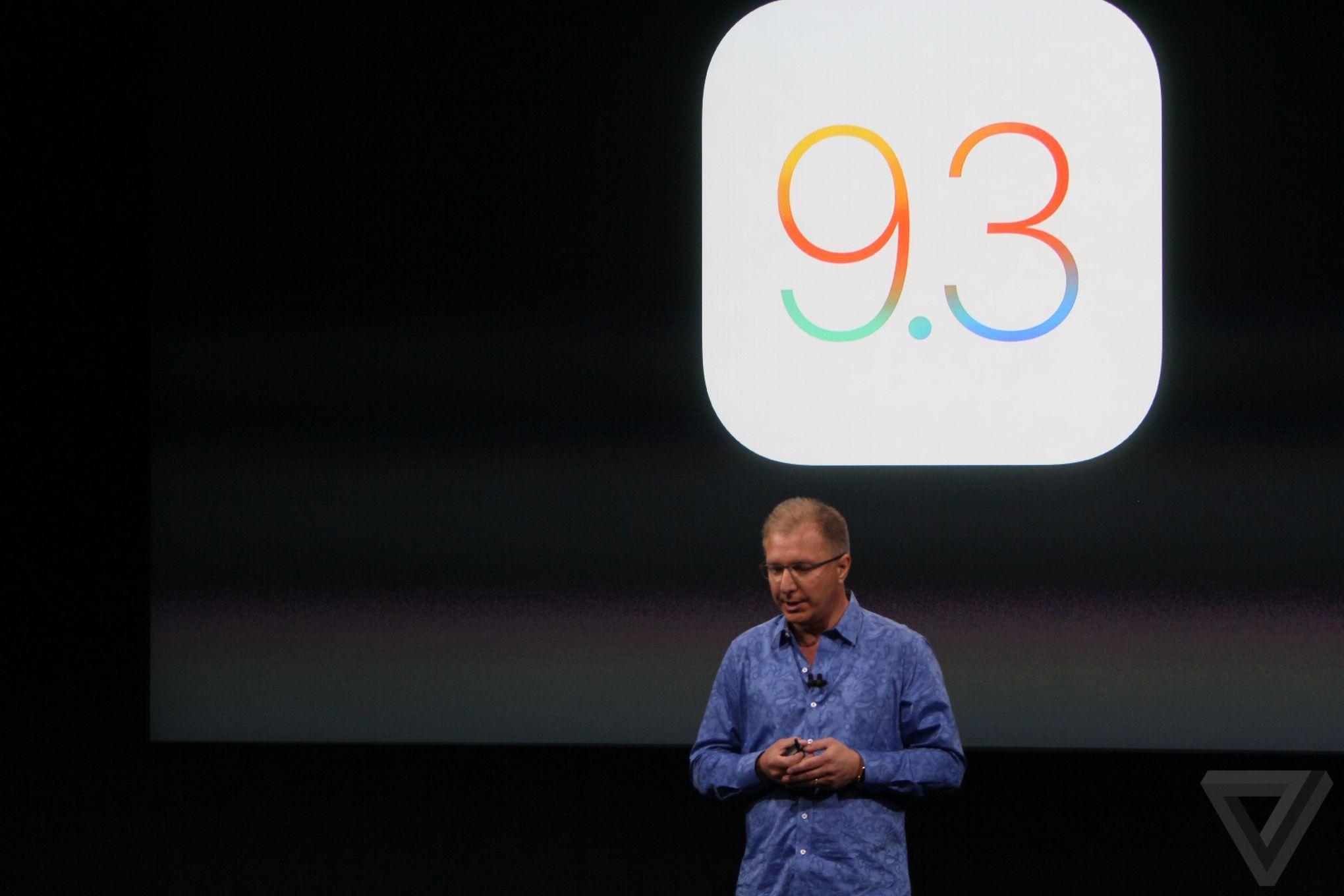 ios 9 3 2 Bilan keynote Let Us Loop You In : iPhone SE, iPad Pro 9,7 pouces...