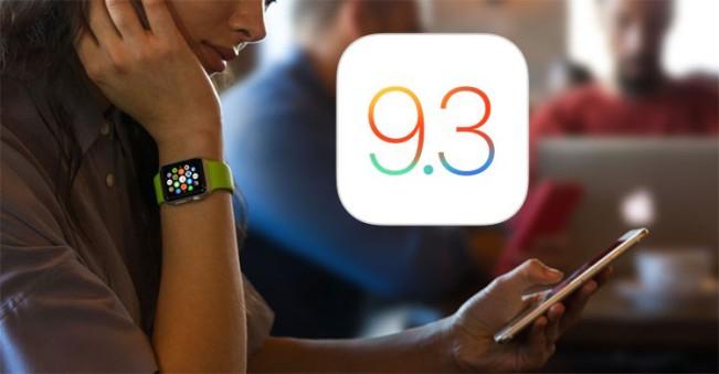 ios 9 3 3 e1458738260836 iOS 9.3 nest plus signé par Apple ! Lespoir dun jailbreak samenuise !