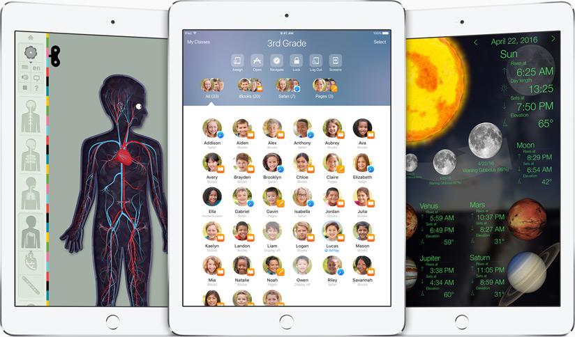 ios 9 3 education iOS 9.3 est disponible ! Découvrez toutes les nouveautés