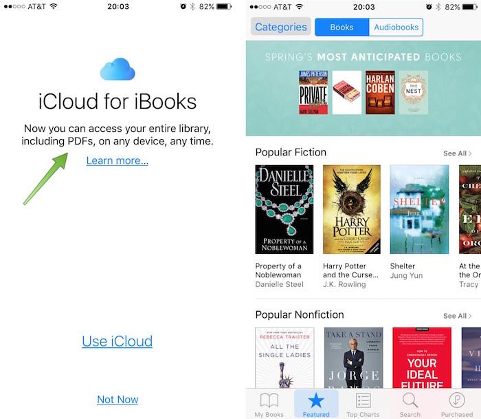 ios 9 3 icloud iOS 9.3 est disponible ! Découvrez toutes les nouveautés