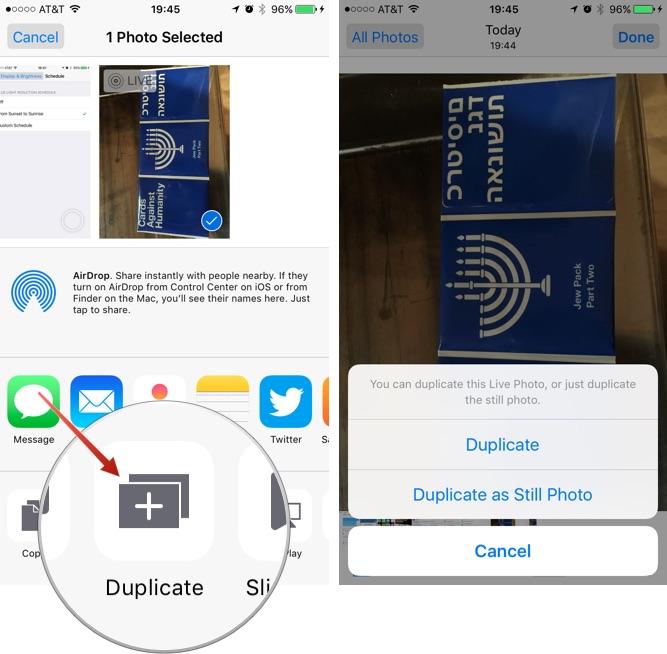 ios 9 3 live photos iOS 9.3 est disponible ! Découvrez toutes les nouveautés