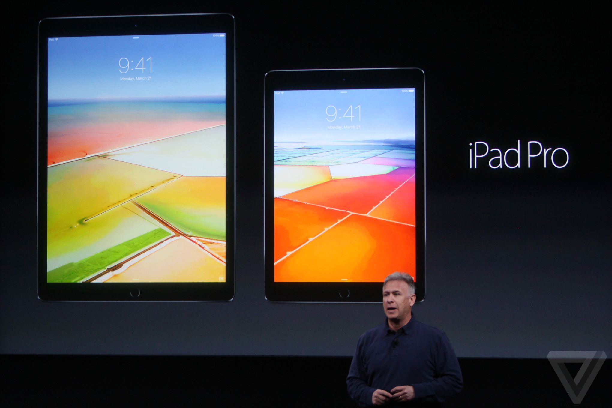 ipad pro 1 Bilan keynote Let Us Loop You In : iPhone SE, iPad Pro 9,7 pouces...