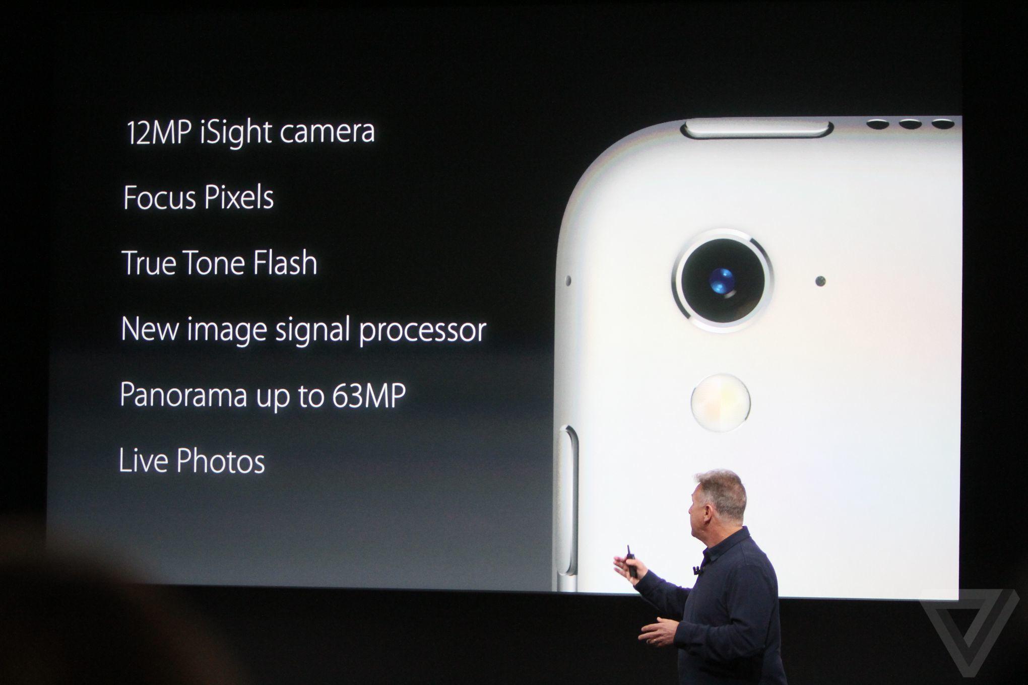 ipad pro photo Bilan keynote Let Us Loop You In : iPhone SE, iPad Pro 9,7 pouces...