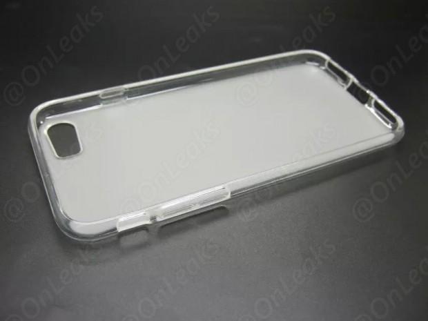 iphone 7 coque 2 iPhone 7 : premières photos de coques en fuite