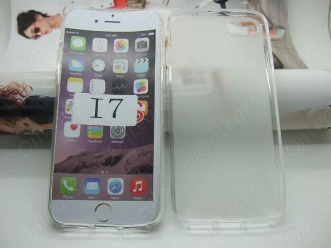 iphone 7 coque e1457514209501 iPhone 7 : premières photos de coques en fuite