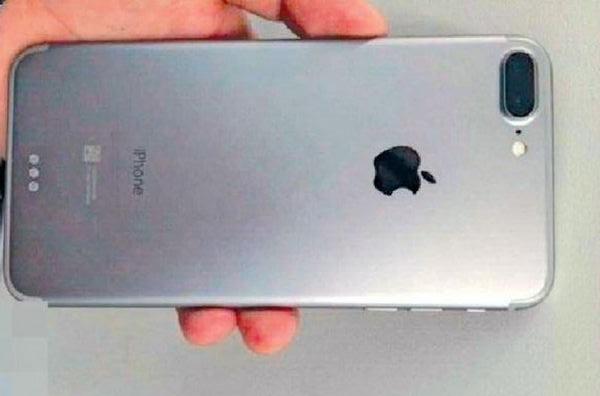 iphone 7 leaked bastille Première photo de liPhone 7 à double objectif en fuite !