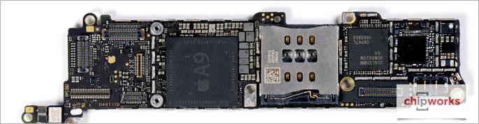 iphone se 1 1 LiPhone SE reprend les composants des iPhone 5s, 6 et 6s