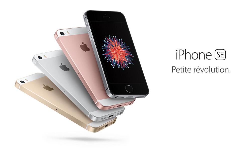 iphone se 1 Plus de 3,4M diPhone SE pré commandés en Chine !