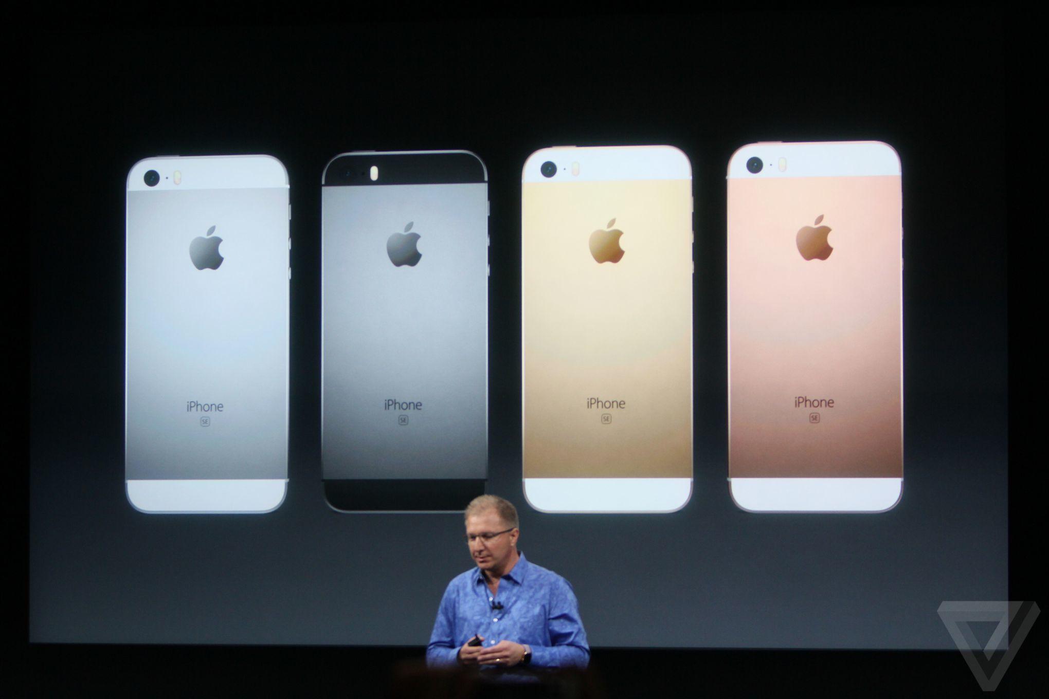 iphone se 2 Bilan keynote Let Us Loop You In : iPhone SE, iPad Pro 9,7 pouces...
