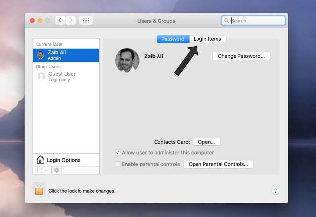 mac applications demarrage 2 Tutoriel OS X : choisir les applications à ouvrir automatiquement au démarrage du Mac