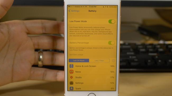ترفند iOS 9.3؛ آموزش استفاده همزمان از قابلیتهای Night Shift و Low Power Mode