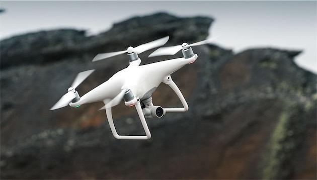phantom 4 Apple Store : le nouveau drone DJI Phantom4 en exclusivité