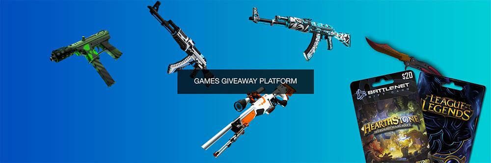 prizes4games [CSGO Skins gratuits] Obtenir des Skins CS:GO gratuitement