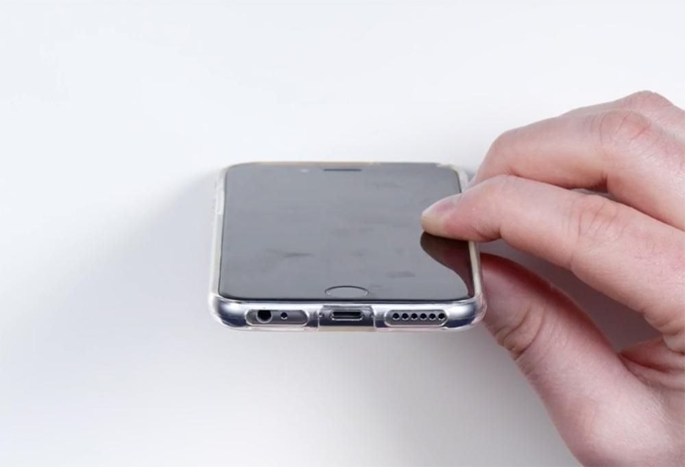 protection iphone7 [Vidéo] Protection pour liPhone 7 : double haut parleur, double objectif, plus de prise jack