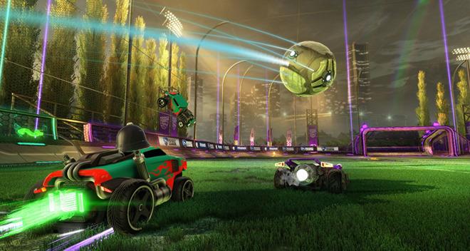 rocket league Le réseau Xbox Live pourrait être étendu aux utilisateurs iOS et Mac OS