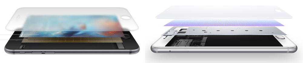 3d touch 3d press Meizu Pro 6 : une version améliorée de liPhone 6s ?