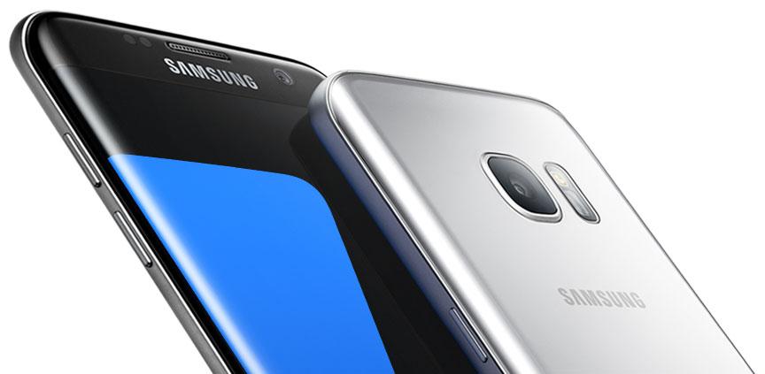 Samsung Galaxy S7 Edge Apple chute avec liPhone, Samsung se redresse avec le Galaxy S7