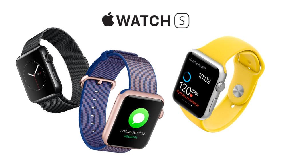 apple watch s Les ventes dApple Watch pourraient baisser de 25% en 2016