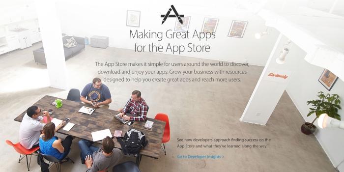 conseils app store Le site Apple conseille les développeurs pour réussir sur lApp Store