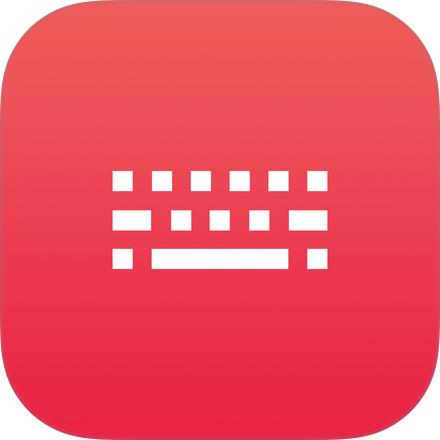 hub keyboard Microsoft lance son premier clavier iOS