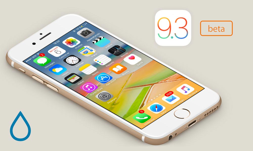 ios 9.3 version beta iOS 9.3.2 bêta 4 disponible pour les bêta testeurs publics !