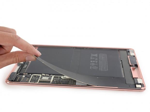 LiPad Pro 9,7 décortiqué par iFixit, un résultat surprenant