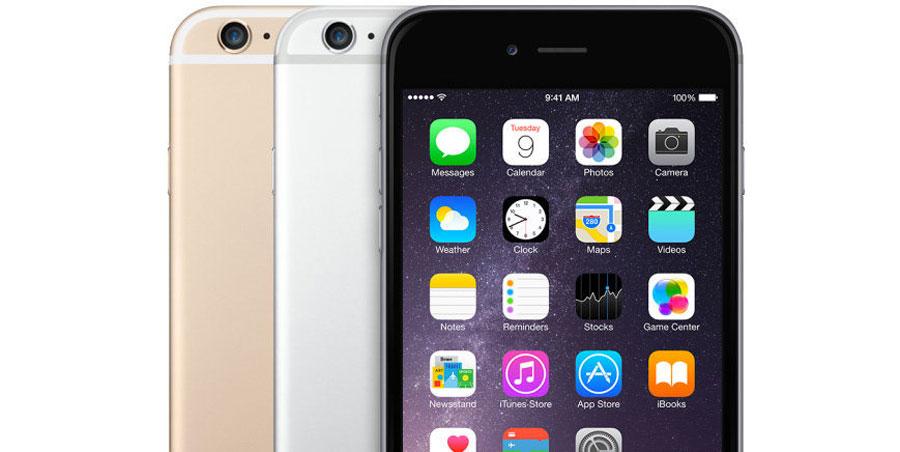 iphone 6s Les ventes diPhone devraient tomber à moins de 200M en 2016
