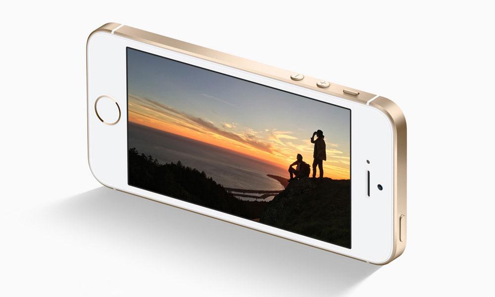 iphone se or iPhone SE : un analyste confirme le succès de la version Or en Chine