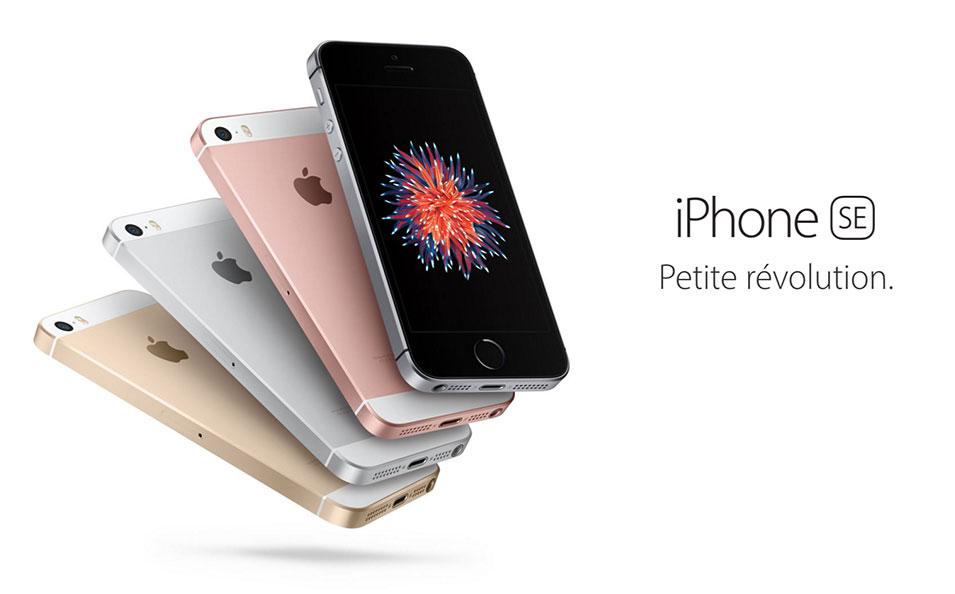 iphone se petite revolution LiPhone SE coûte moins cher à fabriquer que liPhone 5s