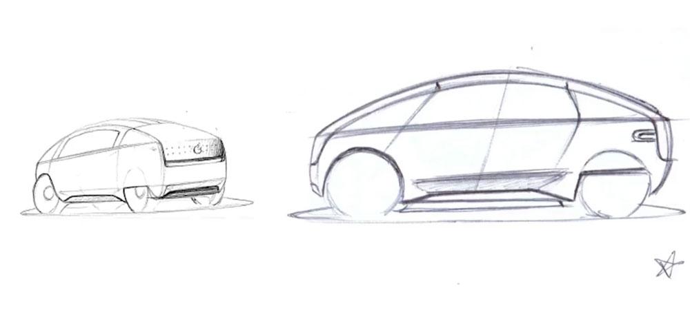 plans apple car Rumeur : des plans, des photos et une vidéo de lApple Car fuitent