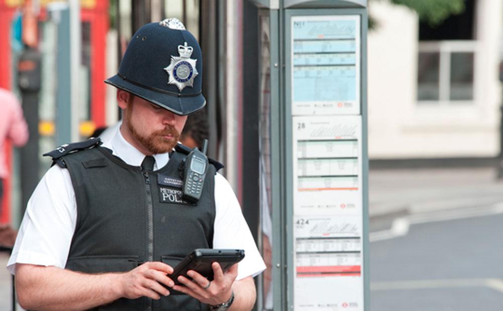 police londres ipad mini La police de Londres ne poursuit pas son plan déquipement en iPad mini