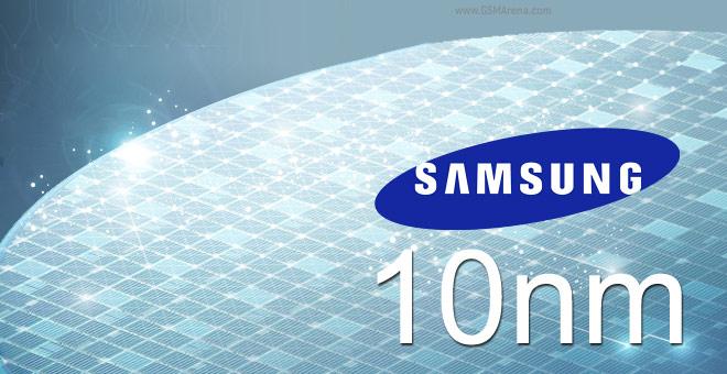samsung 10 nm Les nouveaux CPU 10nm de Samsung pourraient équiper liPhone