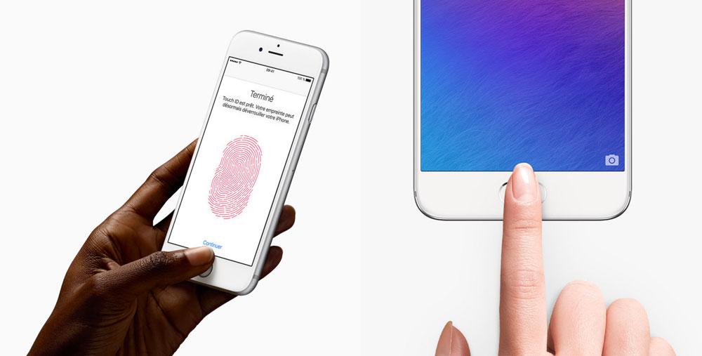 touch id mtouch Meizu Pro 6 : une version améliorée de liPhone 6s ?