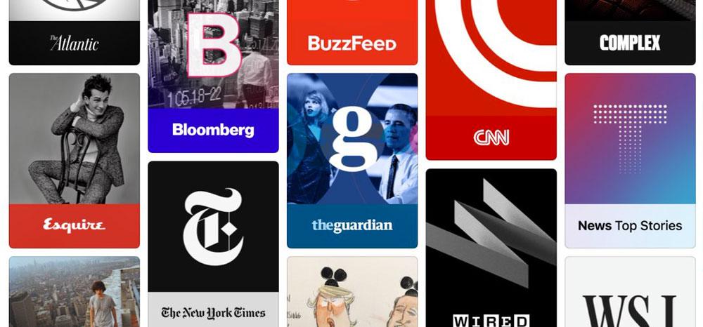 twitter apple news compte officiel Apple lance un nouveau compte Twitter pour Apple News