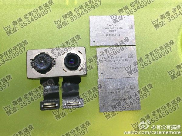 Ci J2RbXIAEUG1K iPhone 7 : 32 Go de stockage et 2 Go RAM pour lentrée de gamme