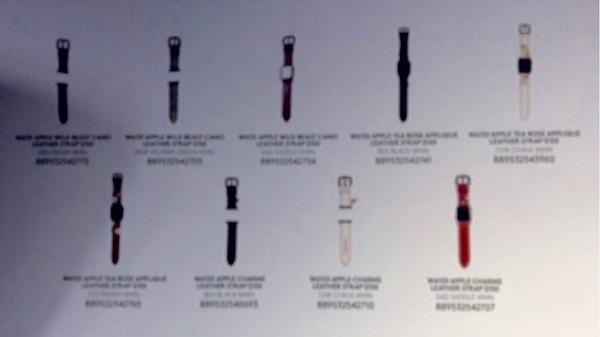 Coach Apple Watch bands blurry LApple Watch représentera 40% des ventes de montres de luxe en 2020