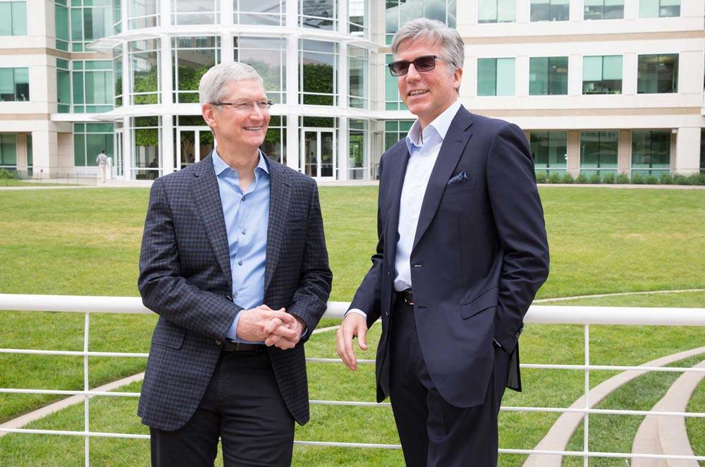 Cook McDermott apple sap partenariat Partenariat Apple/SAP : un booster pour lusage iPhone/iPad en entreprise