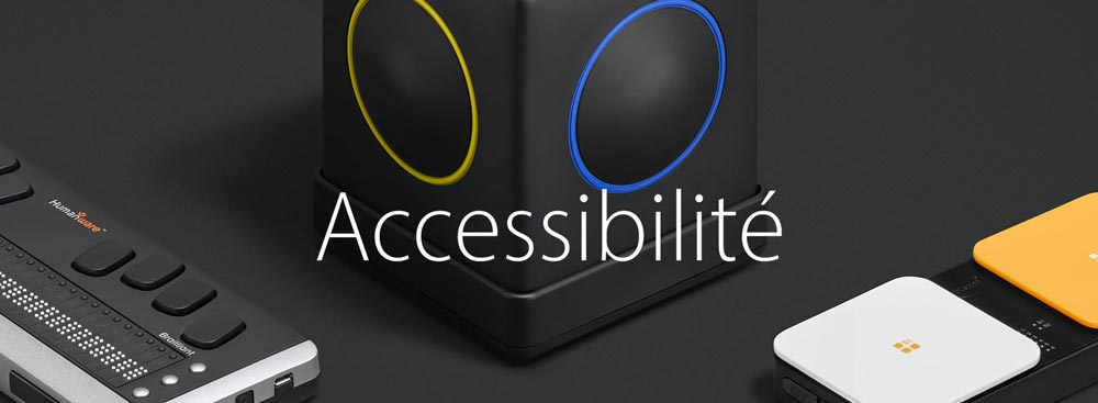 accessibilite categorie Une nouvelle section Accessibilité apparaît sur lApp Store en ligne