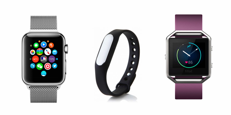 apple watch T1 : Apple Watch n°1 des montres connectées mais derrière Fitbit et Xiaomi