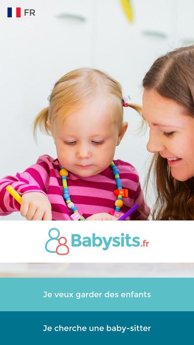 Babysits : trouver une Baby Sitter facilement depuis l'iPhone