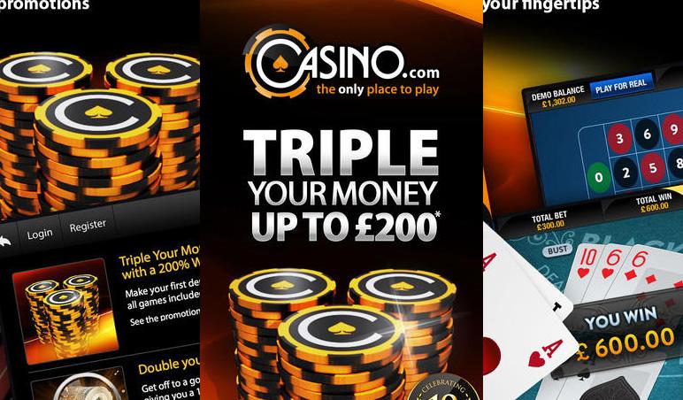 casino com Casino.com : l'application la plus fiable pour les jeux d'argent en ligne