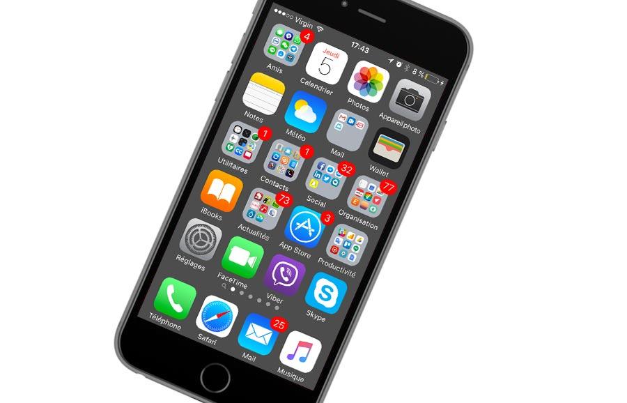 comment supprimer le dock ios sans jailbreak [TUTO] Comment effacer le dock iOS de lécran daccueil sans jailbreak